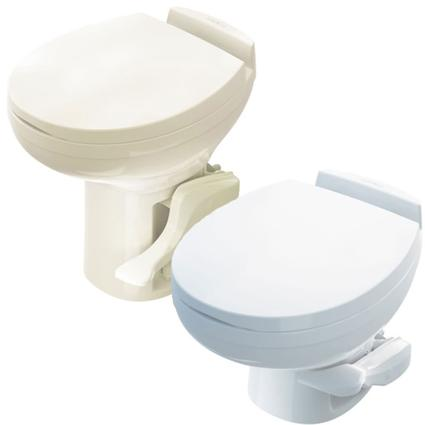 Aqua-Magic Residence Toilets with Water Saver Spray