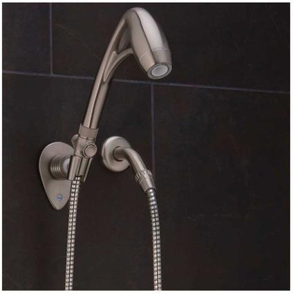 BodySpa RV Shower Kit - Brushed Nickel