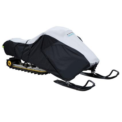 Deluxe Snowmobile Travel Covers