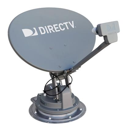 TRAV'LER DIRECTV SWM Slimline Automatic Multi-Satellite TV Antenna