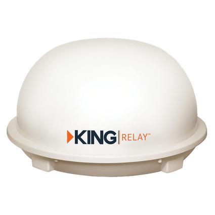 KING Relay Automatic Satellite Antenna