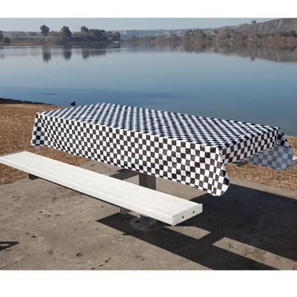 Checkered Flag Tablecloth