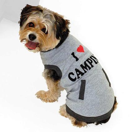 Love Camping Pet Shirt