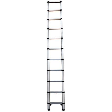 12.5 Foot Telescoping Extension Ladder