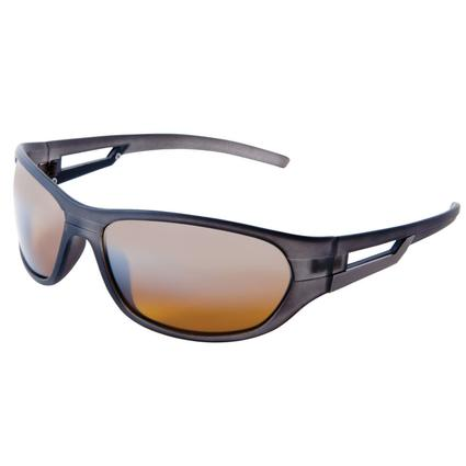 Men's Driving Sunglasses - Black Frames with Metal Temple Accents