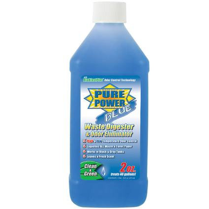 Pure Power Blue Waste Digester and Odor Eliminators