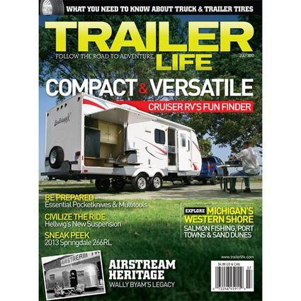 Trailer Life 1 Year Subscription