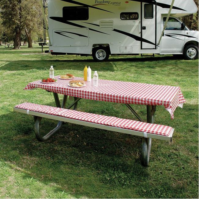 Image Tablecloth Padded Bench Cushions To Enlarge The Click Or Press Enter