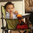 Baby Go-Anywhere-Highchair, Sage