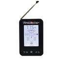 TireMinder Wireless Tire Pressure Monitoring System with Booster - 6-Wheel TM66-M6 Kit