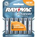 High Energy AA Battery, 6 Pack