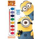 Despicable Me 2-Paint Box Coloring Book