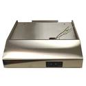 Ductless Range Hood - 12 Volt - Stainless Steel