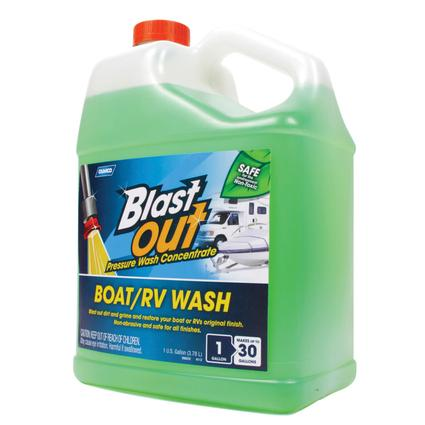 Blast Out Pressure Wash Concentrate