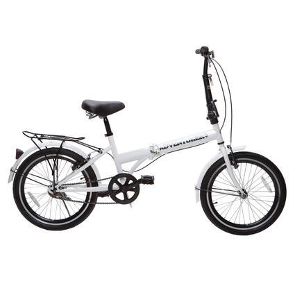 Adventurer Single-Speed Folding Bike