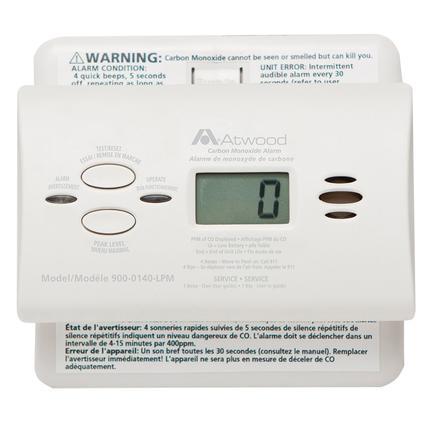 Atwood CO Alarm