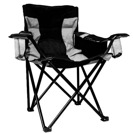 Elite Quad Chair - Black