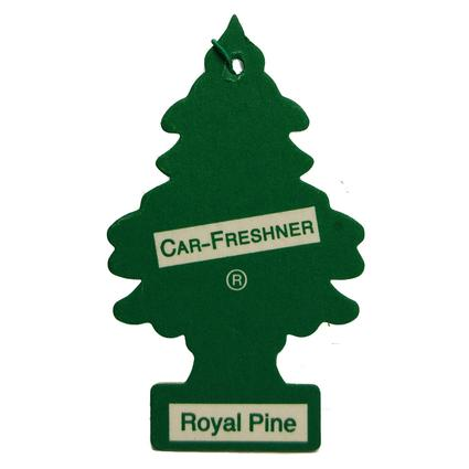 Little Tree Air Fresheners - Fresh Pine (3-Pack)
