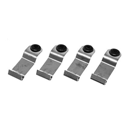 Rubber Valve Stem Supports - Set of 4