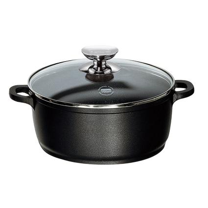Vario Click Induction Dutch Oven w/lid, 4.25qt