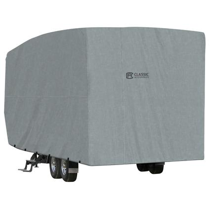 Classic Accessories PolyPro 1 RV Cover for 28' to 32' Toy Hauler Trailers