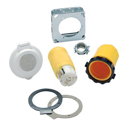 50 Amp RV Detachable Power Conversion Kit