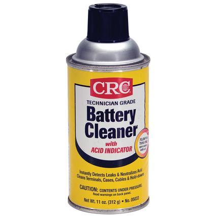 Battery Cleaner Spray, 11 oz.
