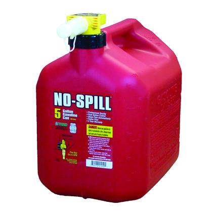 No-Spill Gasoline Cans - 5 Gallon Gasoline Can