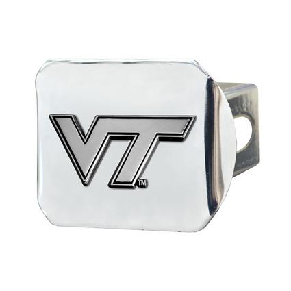Fanmats Hitch Receiver Cover - Virginia Tech