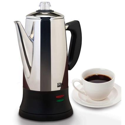 12 Cup Automatic Tea Coffee Percolator