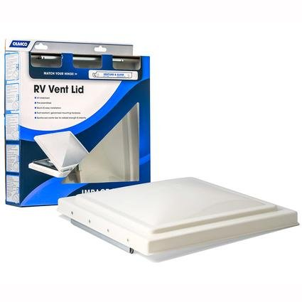 Replacement Vent Lid - Ventline pre-2008 Elixir 1994 and up, White
