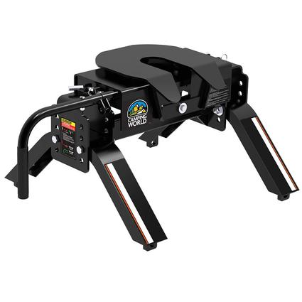 Camping World 5th Wheel Hitches by Curt, 16K E5 Hitch with legs