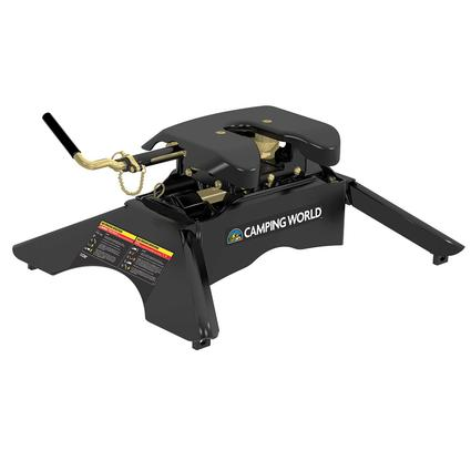 Camping World 5th Wheel Hitches by Curt, 20K Q Hitch with legs