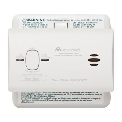 Atwood Carbon Monoxide Alarm