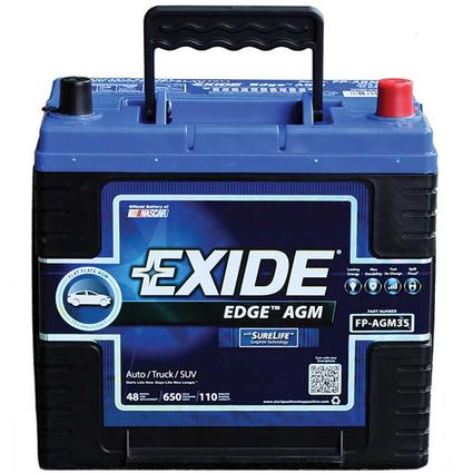 AGM Sealed Battery - Group Size 35