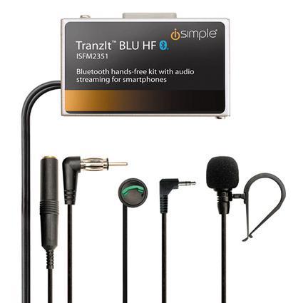 Tranzlt BLU HF Hands-Free Music Streaming Kit