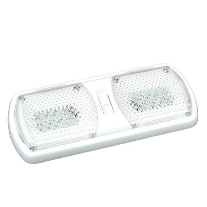 Dual, Surface Mounted LED Fixture