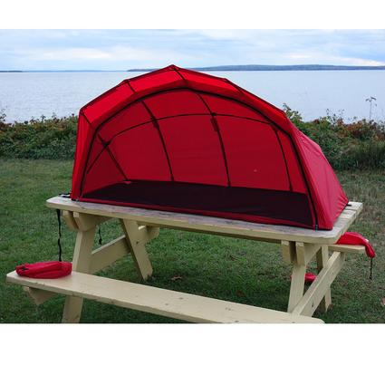 Perfect Picnic Table Shelter