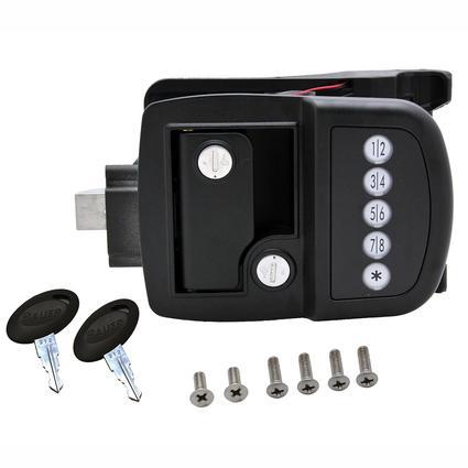 Electric Trailer Door Locks - Right Hand