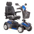 """Ventura 4 Wheel Scooter with 18"""" Wide Captain Seat"""