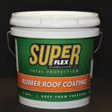 Superflex Rubber Roof Coating, 1 Gallon