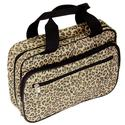 Leopard Double-Sided Travel Kit