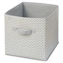 Chevron Storage Cube