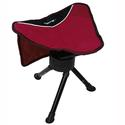 Red Swivel Stool