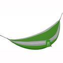 Green One-Person Travel Hammock