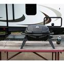 Gas Charcoal Cross Fire Grill