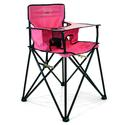 Baby Go-Anywhere-Highchair, Pink