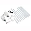 Power Hardware Upgrade Kit, White