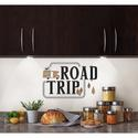 Removable Wall Decor - 'Road Trip'