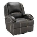 Swivel Glider Recliner, Beckham Walnut